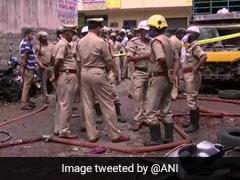 3 Killed, 4 Injured In Blast At Bengaluru Godown, Cause Being Probed