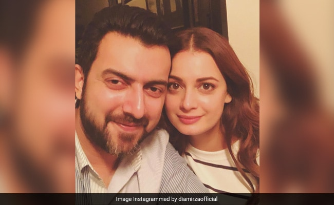 'Roar': Dia Mirza's Shout Out To Ex-Husband Sahil Sangha