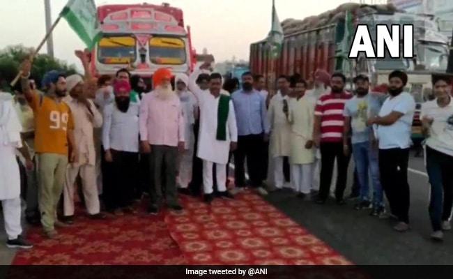 Bharat Bandh Highlights: Traffic Resumes At Delhi Borders After Farmers' Protest