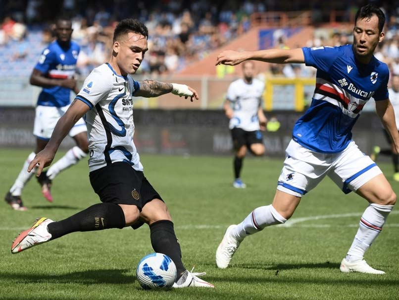 Serie A: Inter Milan Held By Sampdoria As Perfect Start Comes To An End