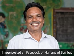 From Child Labourer To Teacher: This Man's Inspiring Story Is Viral