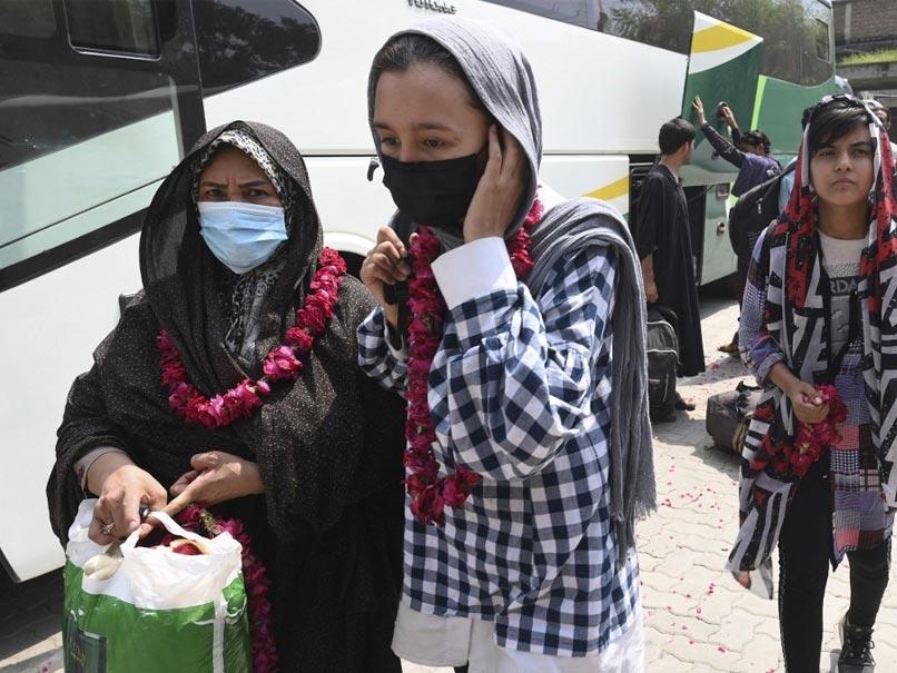 Afghanistan Girls Football Team Flees To Pakistan