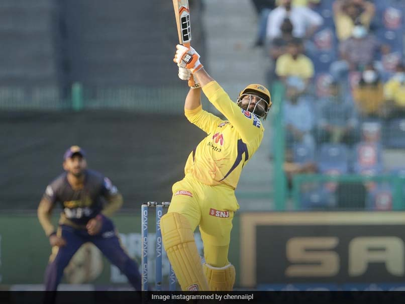 Watch: Ravindra Jadeja Hits 20 Runs In 4 balls To Turn Match In Favour Of Chennai Super Kings