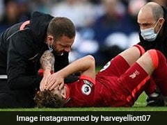"""Liverpool's Harvey Elliott """"Overwhelmed"""" By Support After Horror Injury"""
