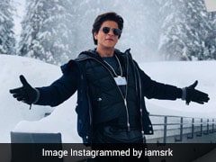 Shah Rukh Khan Needs Dance Lessons? Only If They're From...