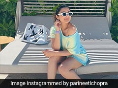 Parineeti Chopra's Tie-Dye Co-Ord Set In Maldives Is Making Vacation Style Cool As Ever
