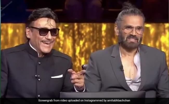 Jackie Shroff Reveals The Secret Behind His 'Bhidu Language' - Amitabh Bachchan