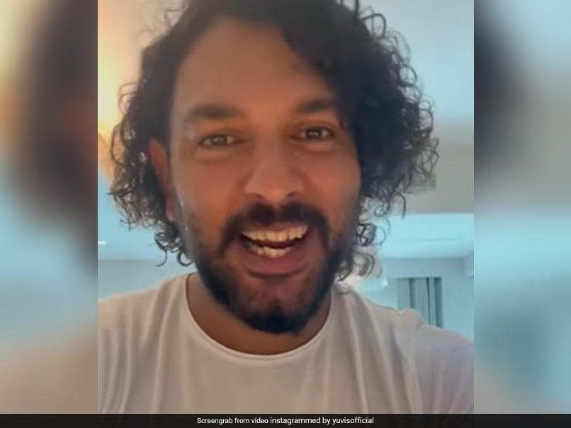 """""""Just Joking"""": Watch Yuvraj Singhs Rib-Tickling Mimicry Of Ishant Sharma On His Birthday"""