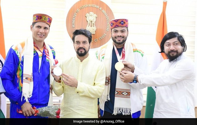 India Registers Its Best Showing At Paralympics With 19 Medals In Tokyo