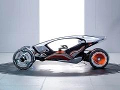 SAIC Design Reveals R-RYZR Concept