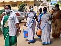 Watch: Not <i>Sabzi</i> Vendors. These Women Make Door-To-Door Push For Vaccines
