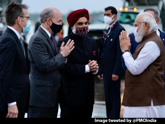 Video : PM Modi Arrives In Washington For 3 Day Visit And Other Stories