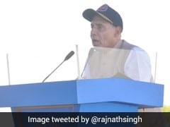 Water From 115 Countries To Be Offered At Ram Temple: Defence Minister