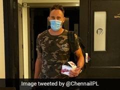 """3x The Excitement"": CSK Stars Faf Du Plessis, Dwayne Bravo, Imran Tahir Arrive In UAE For IPL 2021 Resumption"