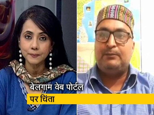 Video : NDTV से बोले सोशल कमेंटेटर रविकांत, तब्लीगी जमात के बारे में दुष्प्रचारित किया गया