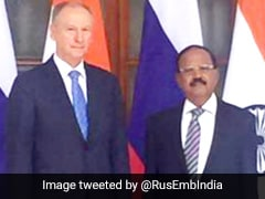 Top Russian Official Meets Ajit Doval, Afghan, China, Pak On Agenda