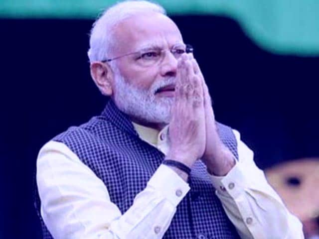 Video : President Kovind, Others Wish PM Modi On 71st Birthday