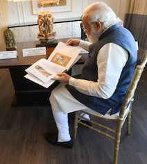 PM To Bring Priceless Indian Artefacts Thousands Of Years Old From US