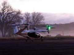 NASA Begins Testing Electric Air Taxi