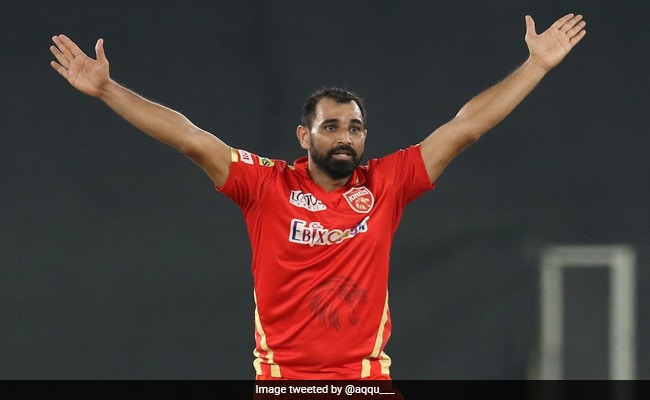 IPL 2021 Mohammed Shami, became the bowler who bowled the most dot balls so far