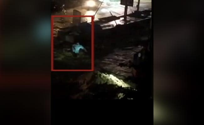 On Camera, Hyderabad Techie Falls In Drain Amid Storm, Body Found