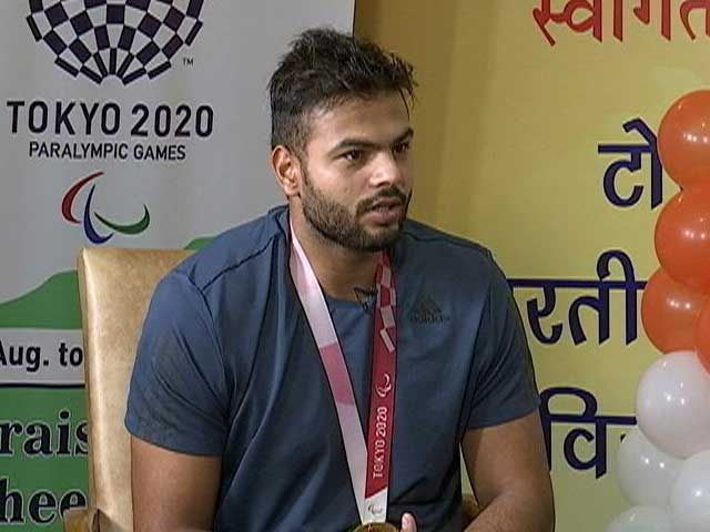 Video : Sumit Antil: Winning Gold With World Record Was Special