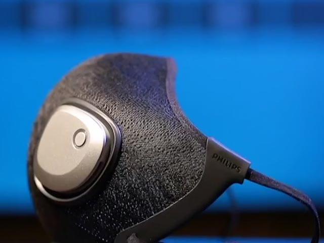 Video : Philips Fresh Air Mask: Breathe Easier?