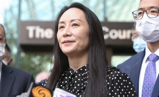 Huawei Official Leaves Canada After US Deal On Fraud Charges