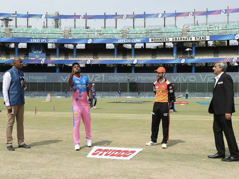 Live IPL 2021 Score, SRH vs RR: Rajasthan Royals Win Toss, Opt To Bat As Jason Roy Makes Debut For SunRisers Hyderabad