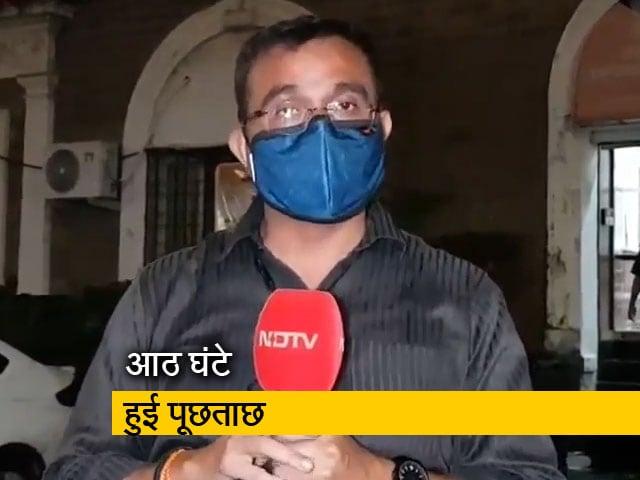 Videos : ED की पूछताछ के बाद बदले महाराष्ट्र के मंत्री जी के तेवर ! बता रहे हैं सुनील सिंह