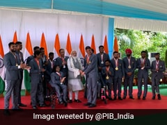 PM Modi Hosts India's Paralympic Contingent After Best-Ever Campaign