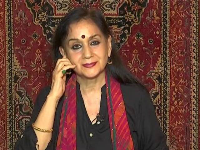 Video : 'Gandhi Siblings Are Coasting Along': Nalini Singh