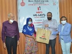 Hero MotoCorp Launches COVID-19 Welfare Package In Haryana