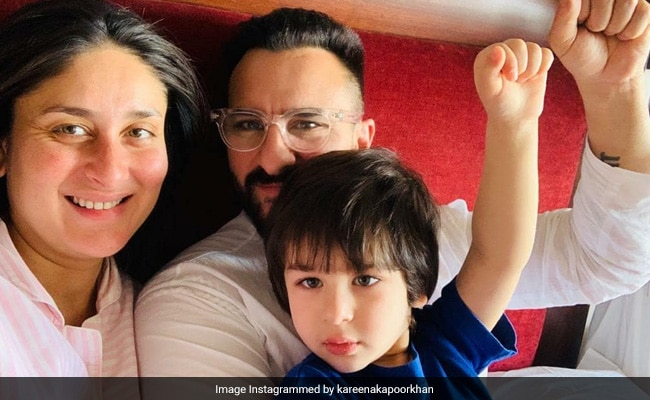 Kareena Or Saif, Who Is Lenient About Taimur's Bedtime? She Says...