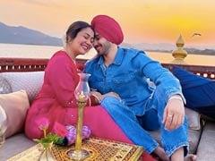 "Neha Kakkar And Rohanpreet Singh's First Wedding Anniversary Celebrations Were ""Surreal."" See Pics"