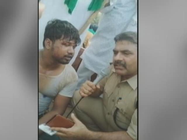 Video : Video Of Questioning Suggests Minister's Son Present At UP Violence Site