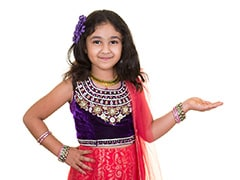 Make Ethnic Wear Fun For Your Little Girl With These Gorgeous Lehengas