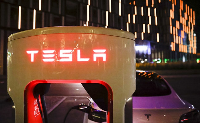 Amid Environmental Concerns, Tesla's 'Giga Fest' At German Factory