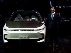 Foxconn Bullish On Electric Vehicle Prospects As It Shows Off Three Prototypes