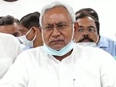 Bihar Chief Minister Nitish Kumar Hits Campaign Trail For Bypolls