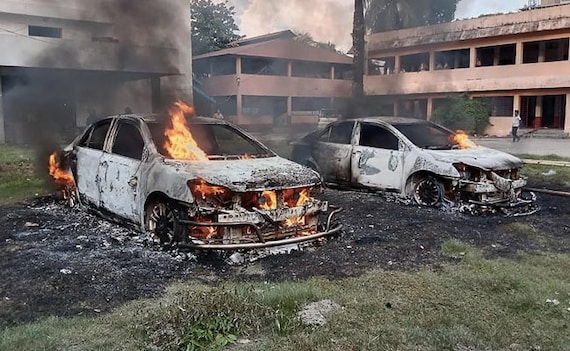 20 Hindu Homes Set On Fire In Bangladesh Days After Puja Violence: Report