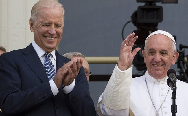 Joe Biden To Have Audience With Pope Francis At Vatican On October 29