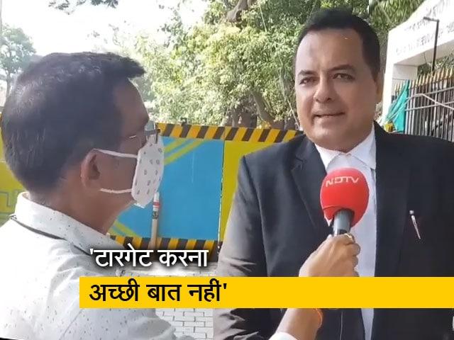 Videos : 'NCB की कार्रवाई राजनीति से प्रेरित', आरोपी अरबाज के पिता सलीम मर्चेंट ने NDTV से कहा
