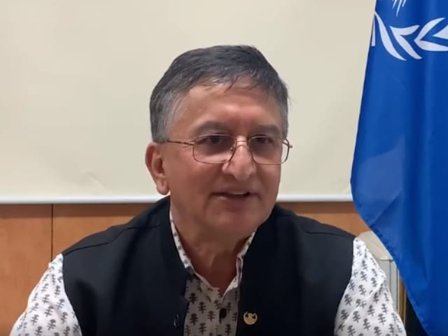 For Food Security It's Critical To Factor In Climate Crisis: Bishow Parajuli, WFP India