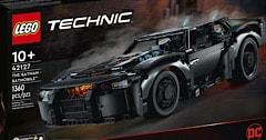 Batman Lego Set Allows To Create Batmobile From Upcoming Robert Pattinson Movie