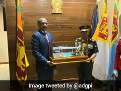 Indian Army Chief General, Sri Lankan Counterpart Discuss Defence Ties