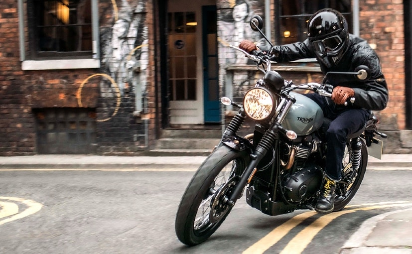 , 2021 Triumph Street Scrambler Launched At Rs. 9.35 Lakh, The World Live Breaking News Coverage & Updates IN ENGLISH