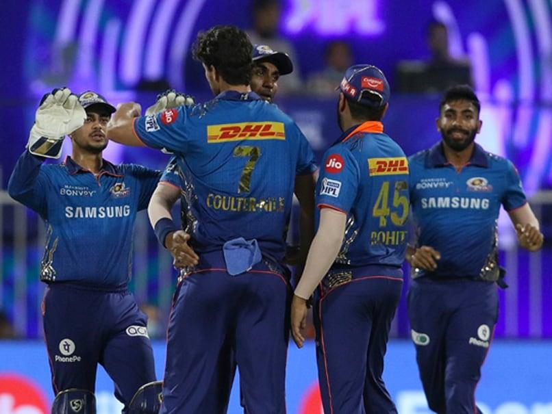 IPL 2021, RR vs MI Live Score: Sanju Samson Falls For 3, Rajasthan Royals In Trouble vs MI