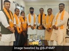 Ex-Congress MLA Joins BJP Ahead Of Bypolls In Madhya Pradesh