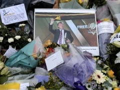 """""""Be Tolerant"""": Family Of Lawmaker Stabbed To Death In UK"""